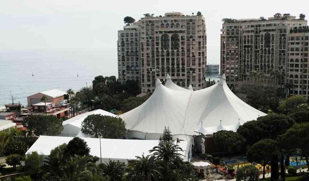 Un espace de grande capacité en Principauté de Monaco | A large capacity venue in the Principality of Monaco